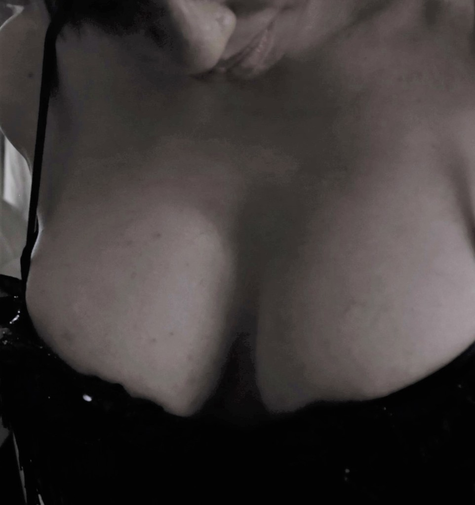 Beauty and Bare Breasts